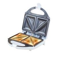 Multifunctional Electric Mini Sandwich Makers Grilling Panini Plate Waffle Toaster Breakfast Machine Barbecue Oven EU Plug#*