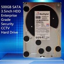 """500 GB SATA 3.5 """"Kurumsal Sınıf 1-year Güvenlik CCTV için Sabit Disk Garanti"""