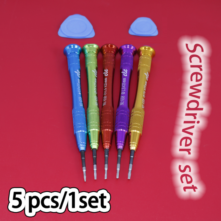 Professional Mobile Phone Repair Screwdriver Set For iphone 6 5/5S/5C 4/4S for Samsung