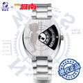 Детектив Конан часы Мужчин Кварцевые Часы Люксовый Бренд Водонепроницаемые Часы Мужские Наручные часы Relogio Masculino Мода reloj hombre