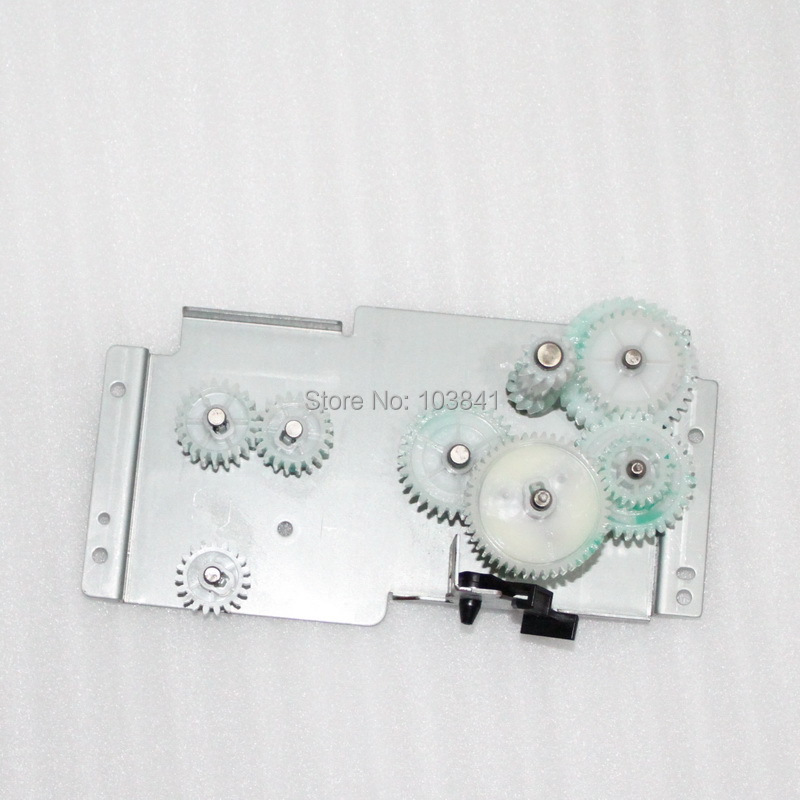 Free shipping super quality new Original Fuser Drive Gear Assy for HP2400 2410 2420 2430 printer high peak como 4