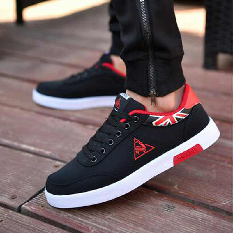 2019 Spring New Men Canvas Shoes