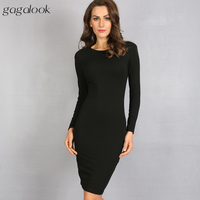 Gagaopt 2016 95 Cotton Long Summer Dress Sexy Bodycon Party Dresses Casual Women Dress Robe Longue