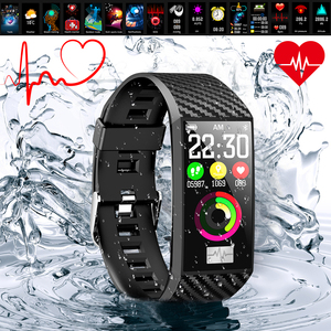 Image 4 - VTIN DT58 Smart Band ECG PPG Sport Smart Watch IP68 Waterproof Heart Rate Monitor Blood Pressure Watch Sport Wristband