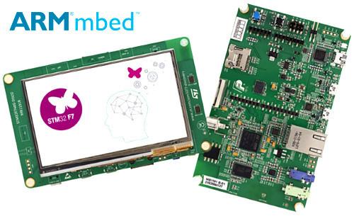 Prix pour Originale 32F746GDISCOVERY STM32F7 Discovery Kit avec STM32F746NG MCU st - link / V2-1 conseil de développement