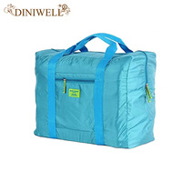 Portable Foldable Waterproof Travel Bag Clothes Organizer Pouch Storage Suitcase Luggage