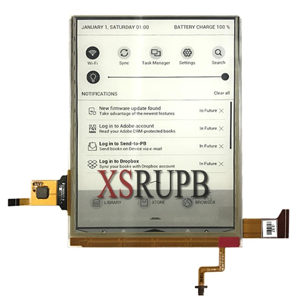 100% Nouvel affichage LCD Eink Carta 2 ED060XH7 pour Pour ONYX BOOX Vasco da Gama eBook Lecteur