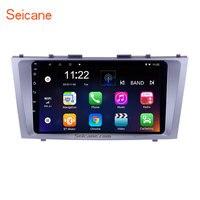 Seicane для 2007 2008 2009 2010 2011 TOYOTA CAMRY Android 8,1 автомобильный мультимедийный плеер 9 четырехъядерный стерео радио GPS Поддержка SWC