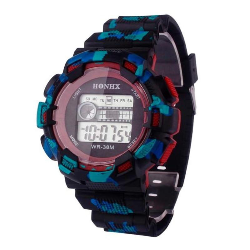 Men s Luxury Analog Quartz Digital Watch Men G Style Waterproof Sports Military Watches 2016 New