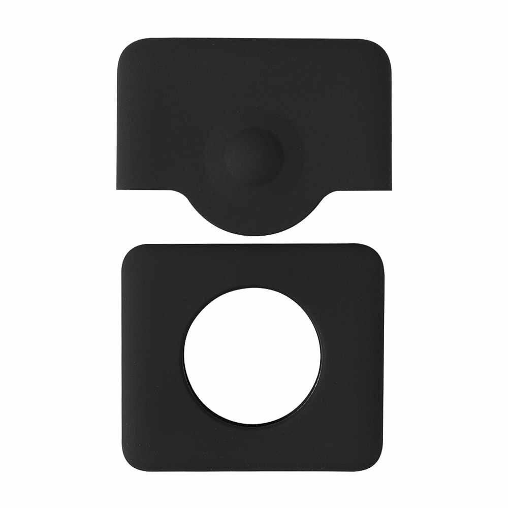 Silikon Kamera Topi Kulit Pelindung untuk Xiaomi Mijia 360 Panorama Kamera