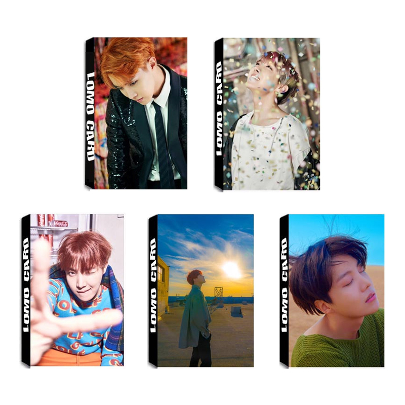Beads & Jewelry Making Kpop Bts Fake Love Polaroid Lomo Photo Card Bangtan Boys Love Yourself Collective Photocard Cards 40pcs Jewelry & Accessories