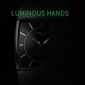 Image 3 - NIBOSI Men Quartz Sports Watches Fashion Top Brand Steel Strap Creative Waterproof Wristwatches Man Clock Relogio Masculino