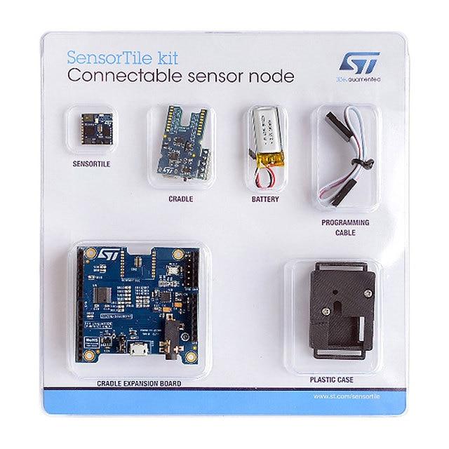 1 stücke x STEVAL STLKT01V1 Entwicklung Kits ARM SensorTile entwicklung kit Core ARM Cortex M4F Bewertung Von STM32L476