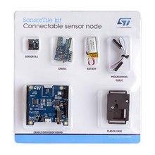 1 個の x STEVAL STLKT01V1 開発キットアーム SensorTile 開発キットコア Arm の Cortex M4F 評価の STM32L476