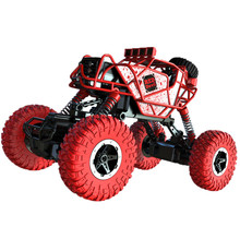 Newest 1:43 scale mini rc dirt bike toys for  boys gift with radio remote control car model for children outdoor toys