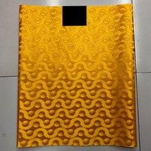 2pcs/pack african gele headtie wedding,Yellow Gold nigerian headtie,nigerian head ties sego LXL-32-1