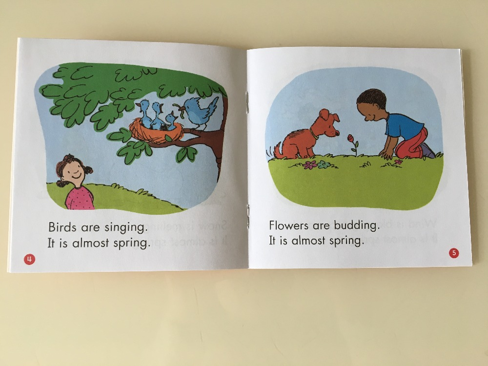 Pequenos Leitores Deixe as crianças fácil de