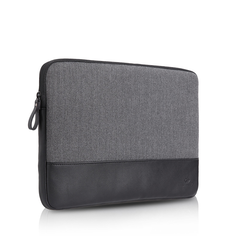 11 12 13 15 Inch Laptop Sleeve Bag Genuine Leather Notebook Case Bags For Macbook Air