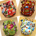 Recién nacido pañales de bolsillo de tela reutilizables bebé pañales para recién nacidos (infantil a 6KGS peso)