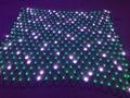 Todos los cables NEGRO Individual LED pixel a todo color neto; DC12V WS2811 controlado; 20 leds (2 m) * 20 leds (2 m)