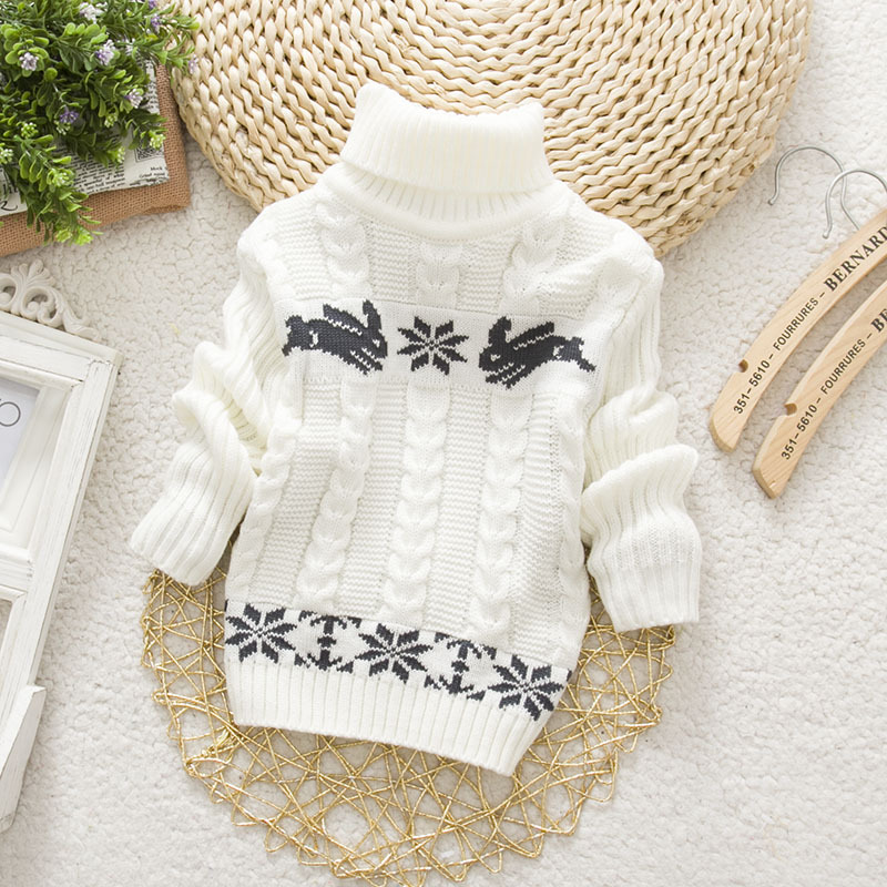 Sundae-Angel-Boys-sweater-For-Kids-Baby-Turtleneck-Thick-Long-Sleeve-Rabbit-Cartoon-Winter-2017-baby-girl-sweater-1