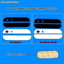 Chenghaoran 1 комплект задняя крышка стеклянный задний корпус
