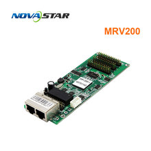 novastar receiving card MRV200 / Synchronous led video display receiving card / led mesh receiving card for led screen display novastar novastar another lonely soul