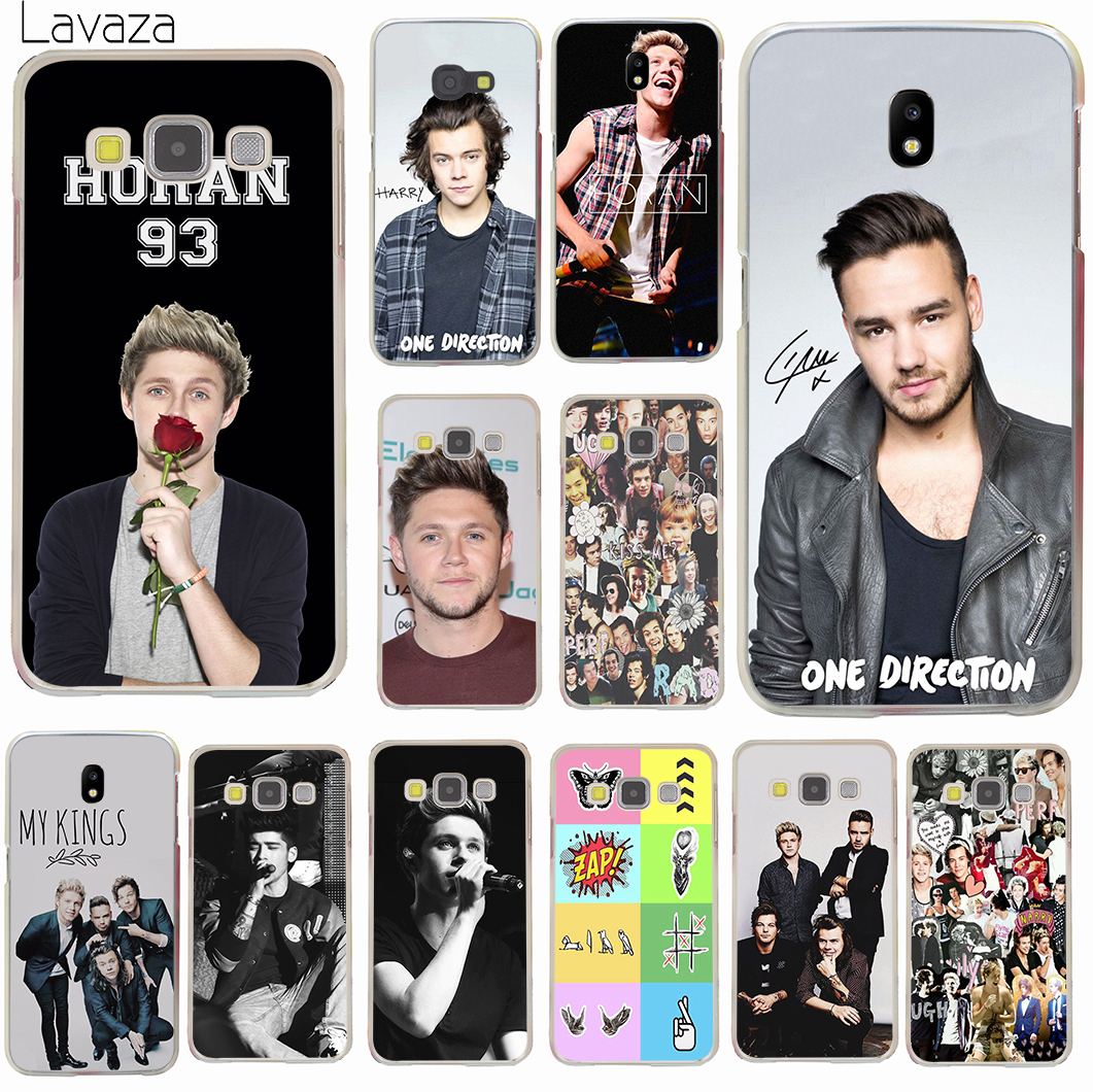 Lavaza Niall Horan One Direction Hard Phone Case for Samsung Galaxy J3 J1 J2 J7 J5 2015 2016 2017 J2 Pro Ace J7 J5 Prime Cover