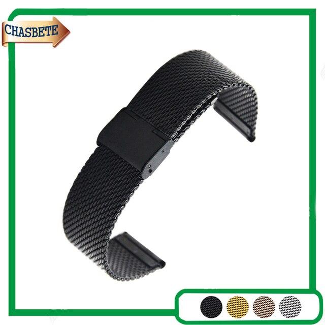 f4de2918c8a Stainless Steel Watch Band for AP Audemars Piguet Watchband 18mm 20mm 22mm  Men Women Metal Strap