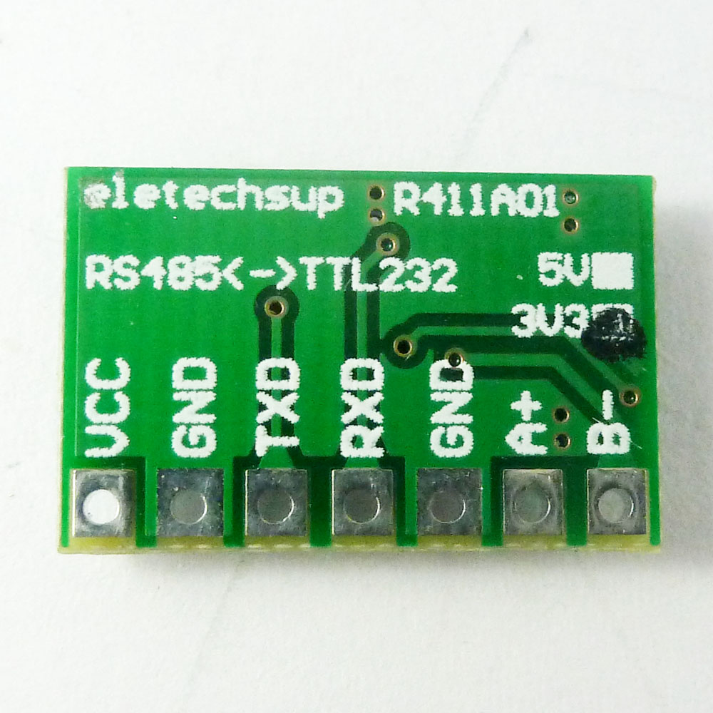 Mini 5v Rs485 To Ttl Converter Module Uart To Rs485 Converter Sp485ee For Smart Home Modbus Rtu