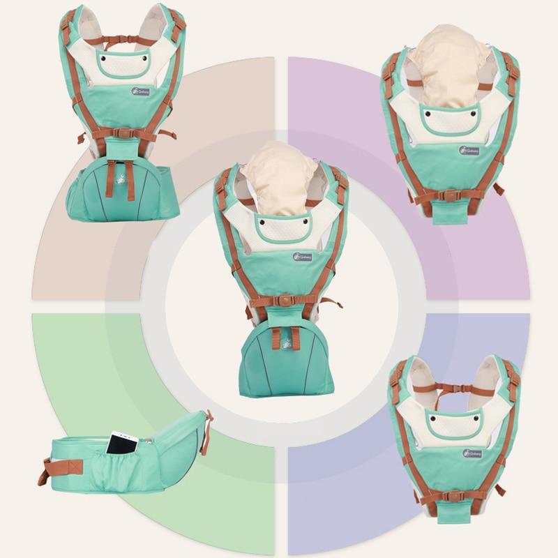 Baby Carrier 10 1 1 Sling - ბავშვთა საქმიანობა და აქსესუარები - ფოტო 3
