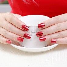 Metallic Nail Polish Magic Mirror Effect Chrome Harmless Long-Lasting Nail Art Polish Varnish