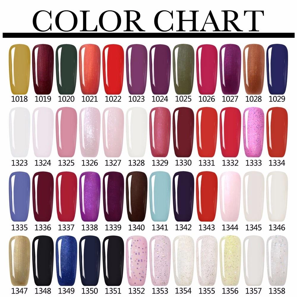 ̿̿̿(•̪ )9 Pcs/Set I DO Nails Gel Brands Product China Supplier High ...