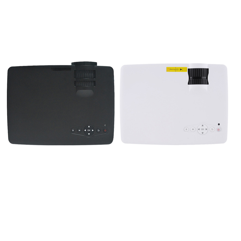 ФОТО GP9 Mini Projector Full HD 1080P Portable Multimedia Home Cinema Theater LED  4 inch LCD screen Manual Focus EU US UK
