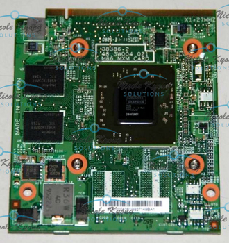 HD4650 256M 08386-2 48.3W004.021 M86 MXM card VGA Video Card for IdeaCentre A600