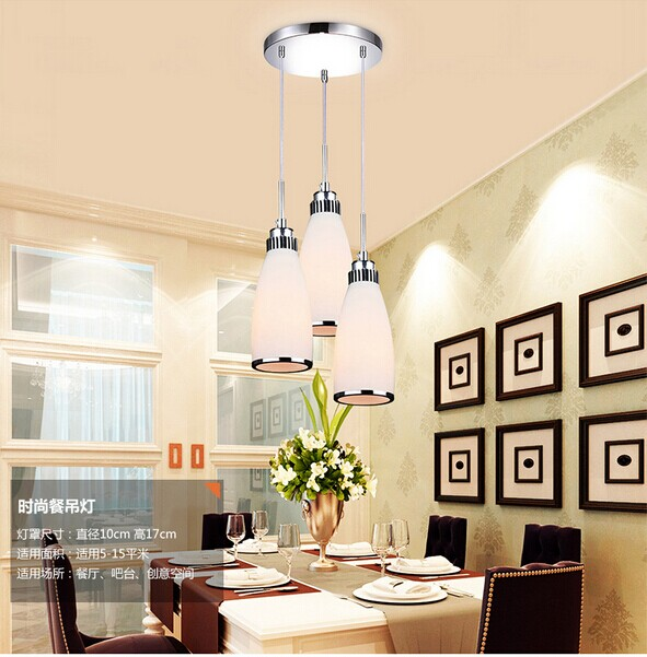 Home Dining Room Pendant Lamps Modern Colorful Restaurant Coffee Bedroom Pendant Lights AC 85-265V Free Shipping