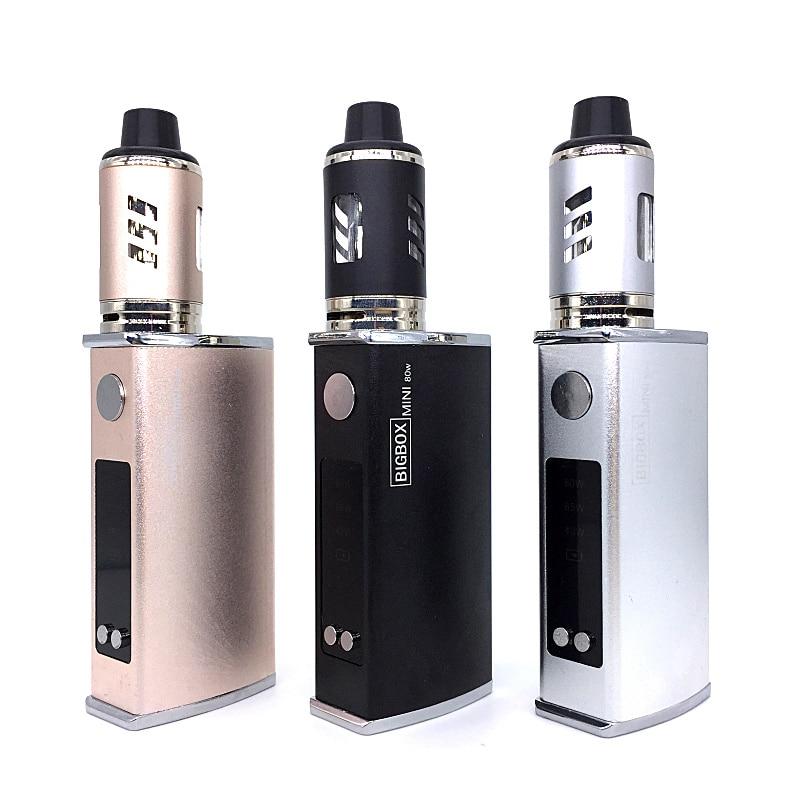 80W Safe Electronic Cigarette Vape Mod Box Shisha Pen E