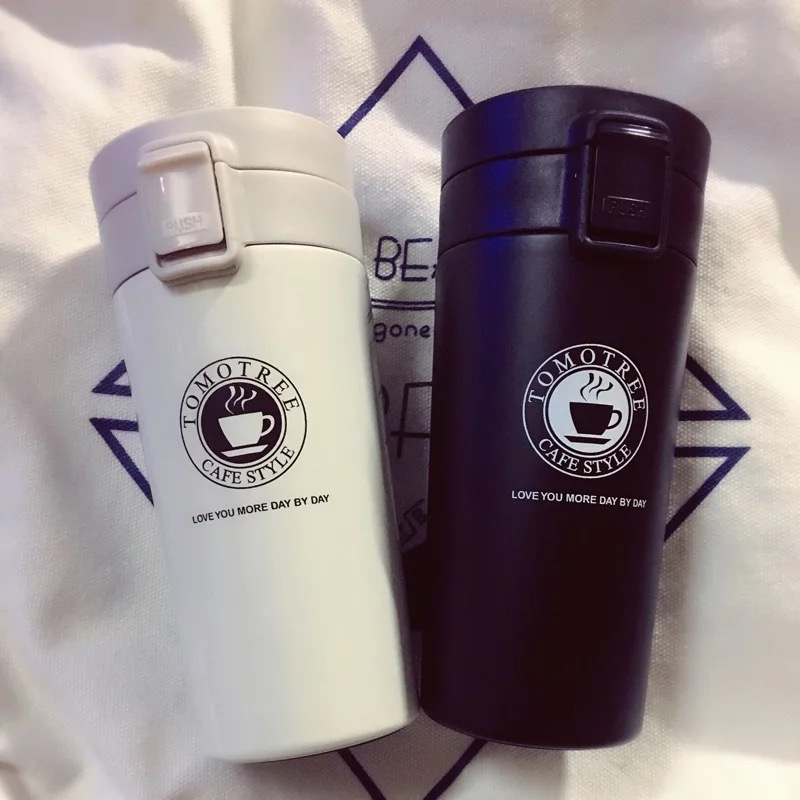 Guaranteed 100 Hot Double Wall Stainless Steel Coffee Thermos Cups Mugs Thermal Bottle 500 Ml Thermo