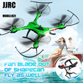 JJRC H31 Helicóptero de Control Remoto de Frecuencia de 5.8G FPV 6 Ejes Gyro Quadcopter 4 Canales USB Plug Cepillo Motor de Luz LED Dron
