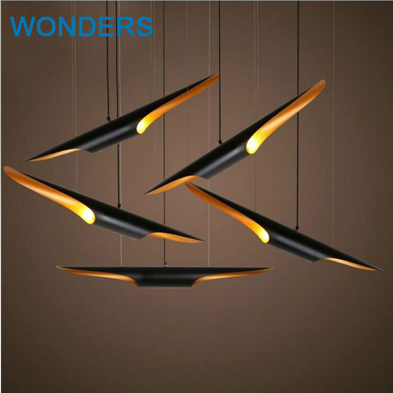 Modern indoor lighting 60cm pendant lamp aluminum LED chandeliers Restaurant sitting room bar stores light fixtureModern indoor lighting 60cm pendant lamp aluminum LED chandeliers Restaurant sitting room bar stores light fixture
