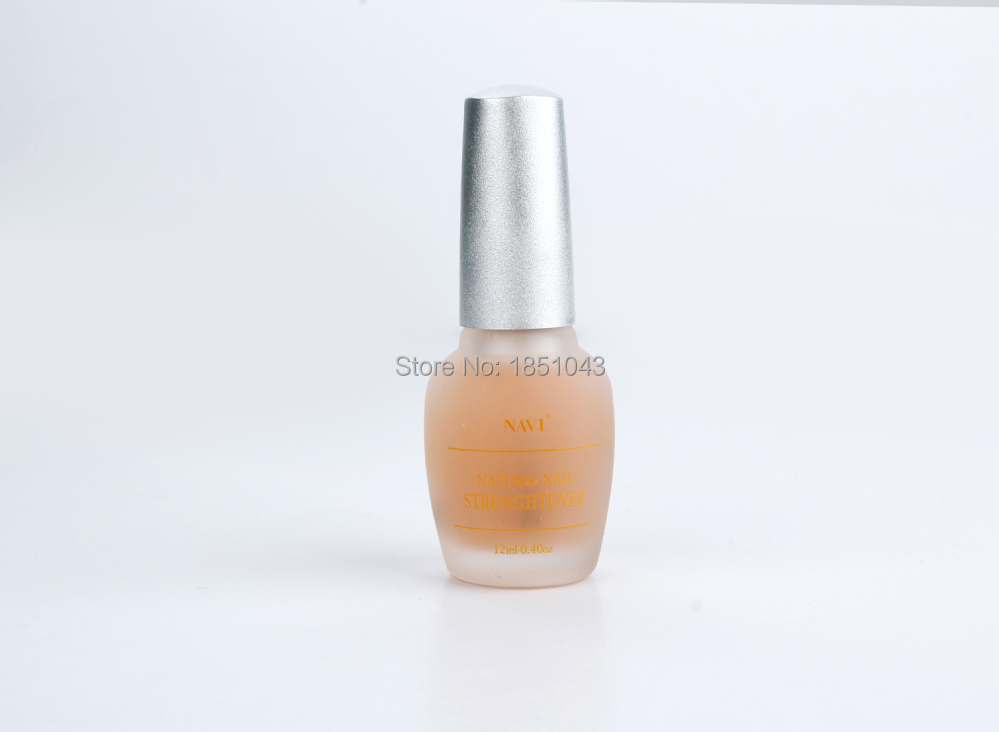 Natural Nail Strengthener, 12ml, Strong natural nails upon extended ...
