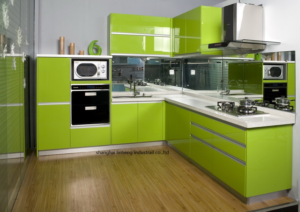 High gloss/lacquer kitchen cabinet mordern(LH-LA092) high gloss lacquer kitchen cabinet mordern lh la095