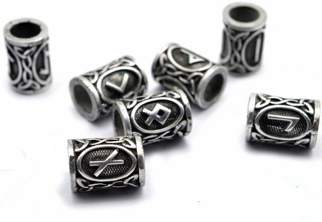 1 pz Antico Vichingo Rune Incanta I Risultati per I Braccialetti per il Pendente