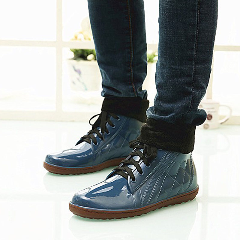 Popular Rain Shoes Men-Buy Cheap Rain Shoes Men lots from China ...