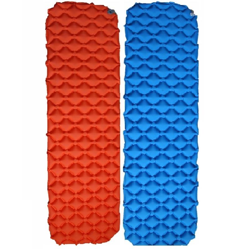 Ultralight Outdoor Inflatable Mat Fast Filling Air Moistureproof Sleeping Pad Ultra-Compact free shipping 10 2m inflatable air track inflatable air track inflatable gym mat trampoline inflatable gym mat
