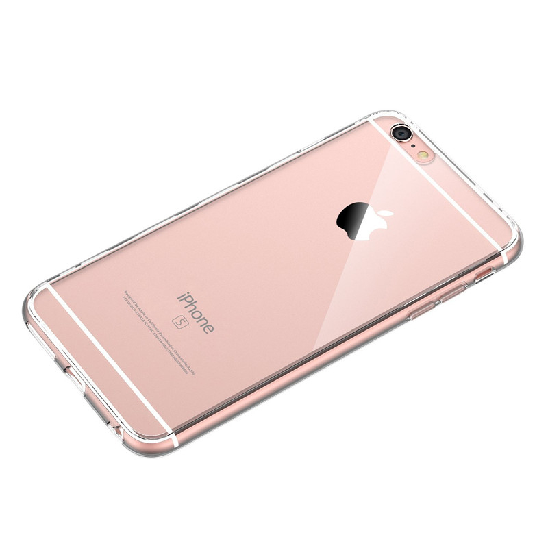 clear silicone iphone 8 plus case