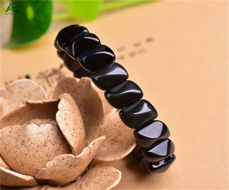 Obsisian bracelet (13)