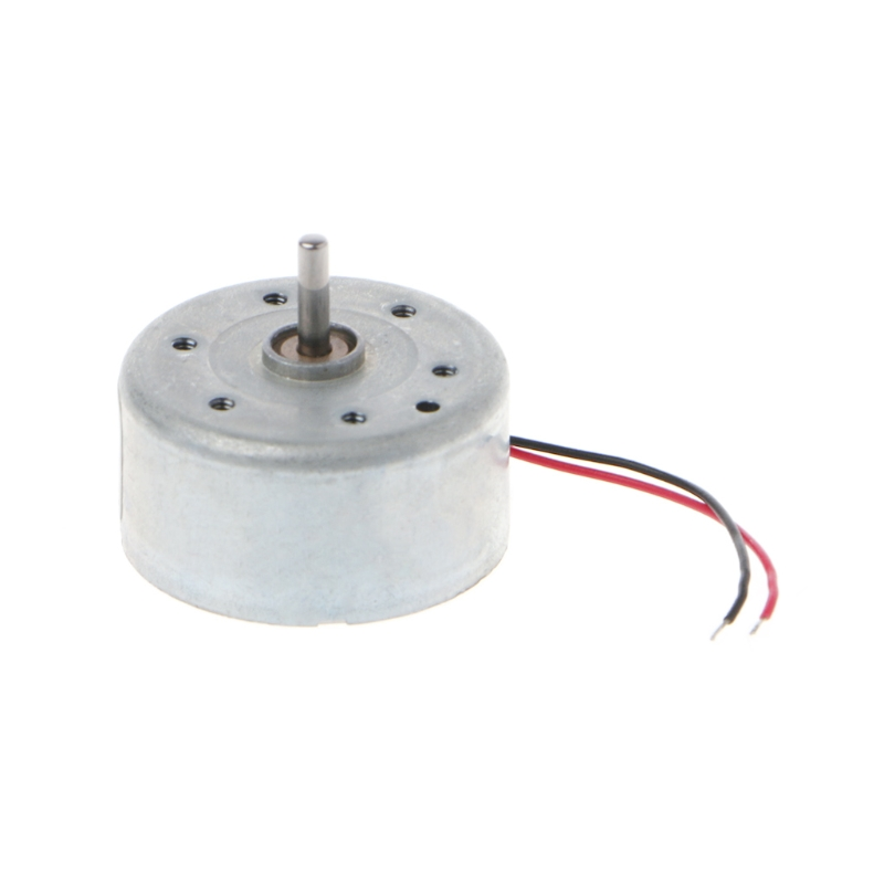 Mini Micro 300 Solar Power Motor 5500RPM DC 3V -6V Toys Parts t22