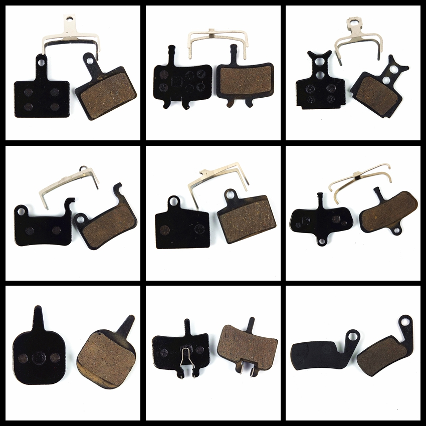 1pair MTB Mountain Cycling Bike Bicycle Disc Brake Pads For Hayes TEKTRO ZOOM MAGURA FORMULA SHIMANO AVID Zoom R1 R0 RX THE ONE