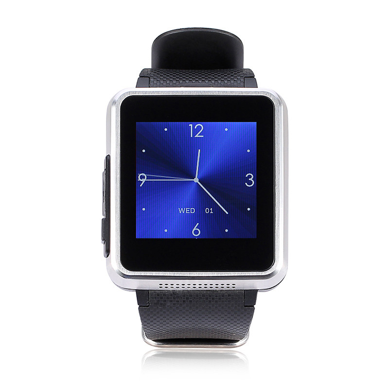 Hot Sell Watch F1 font b Smartwatch b font Bluetooth Music Play CPU MTK6260A Pulsera Reloj
